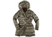 Artic Down Parka