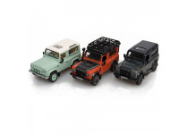 Defender Final Edition 3 Piece Set 1:76
