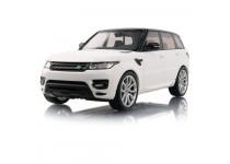 Range Rover Sport 1:43 White