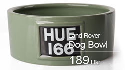 Land Rover Dog Bowl
