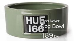 Land Rover Dog Bowl